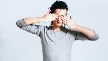avoid negative thoughts in vitiligo