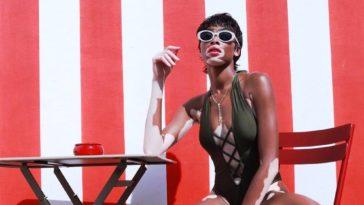 Winnie Harlow in Bikini