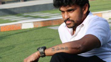 Anshul Singh vitiligo