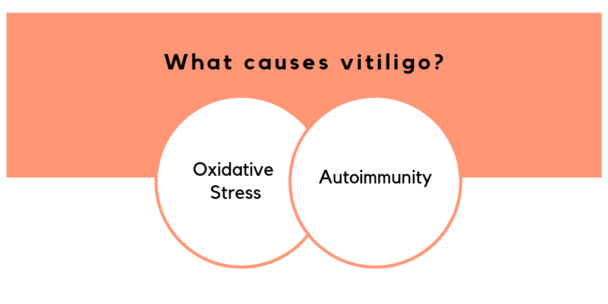 what causes vitiligo