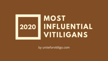 Influential People with Vitiligo