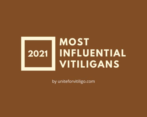 Influencers with Vitiligo